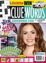 BONUS ISSUE with Lovatts Cluewords