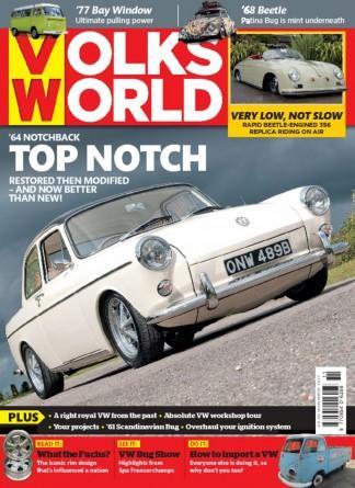 Volksworld (UK) magazine cover
