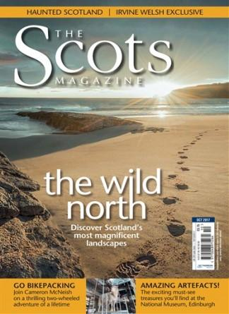 The Scots Magazine (UK) cover