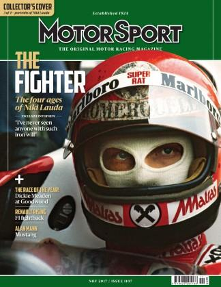 Motor Sport (UK) magazine cover