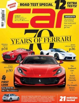 Car (UK) magazine cover