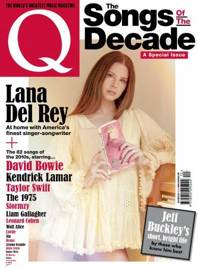 Q (UK) magazine cover