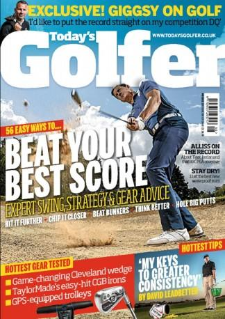 Today's Golfer (UK) magazine cover
