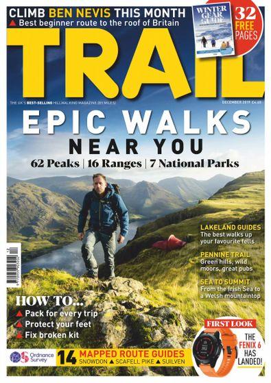 Trail (UK) magazine cover