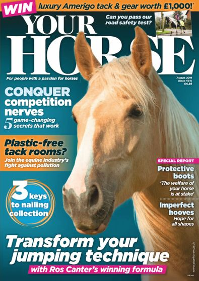 Your Horse (UK) magazine cover