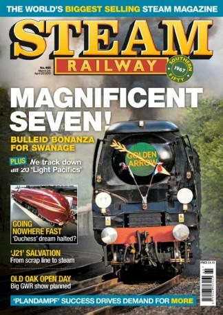 Steam Railway Uk Magazine Subscription Isubscribe Com Au