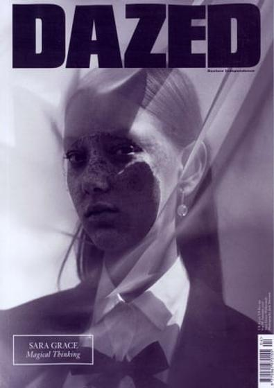 Dazed & Confused (UK) magazine cover