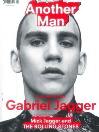 Another Man (UK) magazine cover