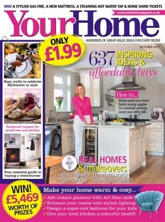 Your Home (UK) magazine cover