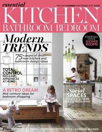 Essential Kitchen Bathroom Bedroom Magazine (UK) cover
