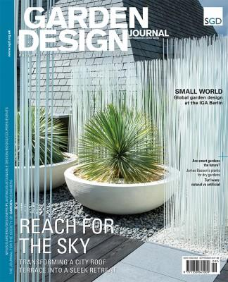 Garden Design Journal (UK) magazine cover
