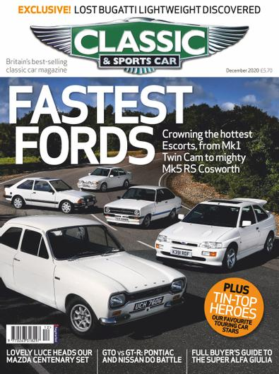 Classic Sports Car Uk Magazine Subscription Isubscribe