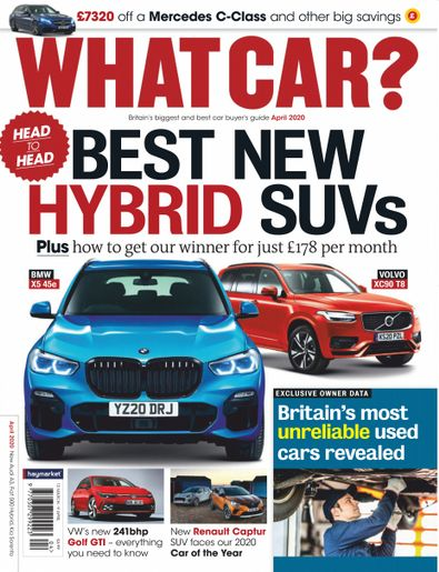 What Car? (UK) magazine cover