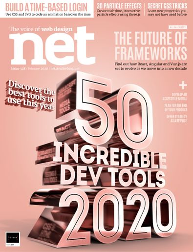 .Net (UK) magazine cover