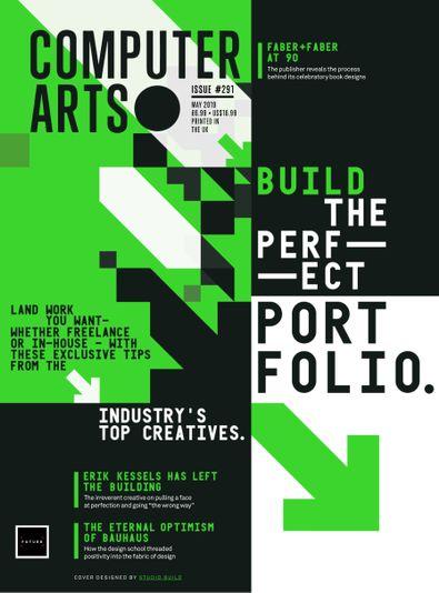 Computer Arts (UK) magazine cover