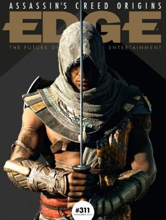 Edge (UK) magazine cover