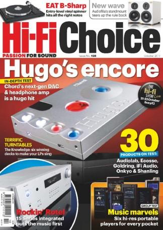 Hi-Fi Choice (UK) magazine cover