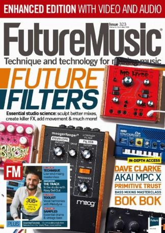 Future Music (UK) magazine cover