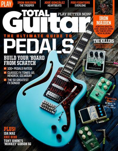 Total Guitar (UK) magazine cover