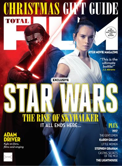 Total Film (UK) magazine cover
