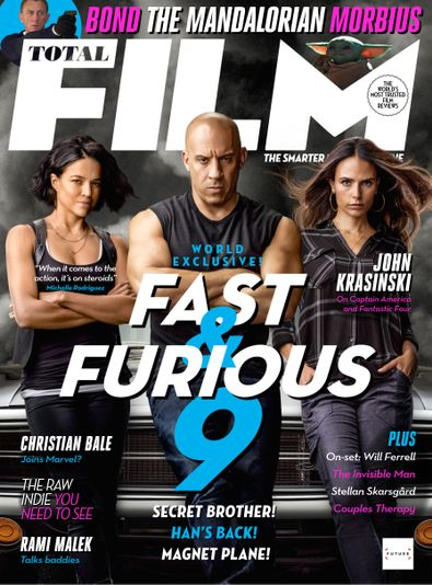 Total Film (UK) magazine cover