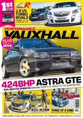 Total Vauxhall (UK) magazine cover