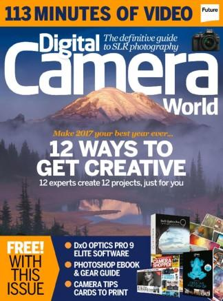 Digital Camera Magazine (UK) cover