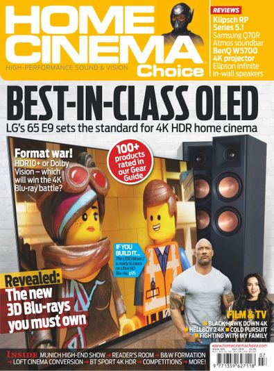 Home Cinema Choice (UK) - 12 Month Subscription | 6000000033261