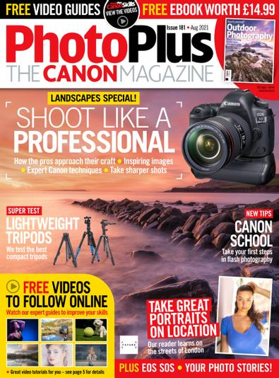 PhotoPlus (UK) magazine cover