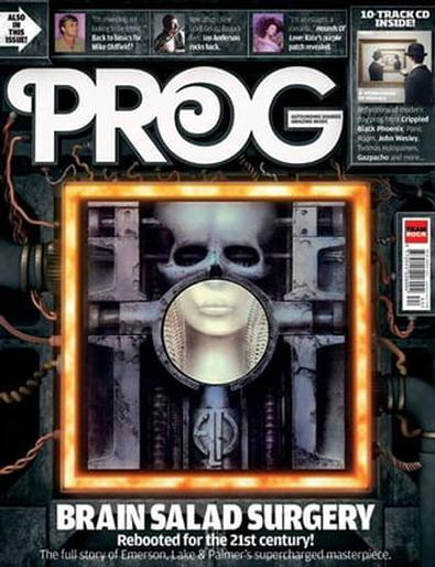 Classic Rock Presents Prog (UK) magazine cover