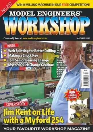 Model Engineers Workshop (UK) magazine cover