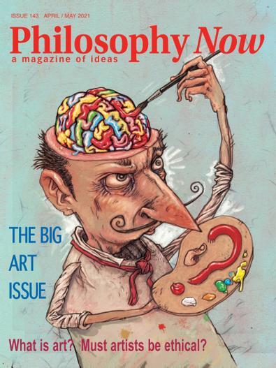 Philosophy Now (UK) magazine cover