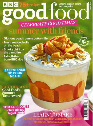 BBC Good Food (UK) magazine cover