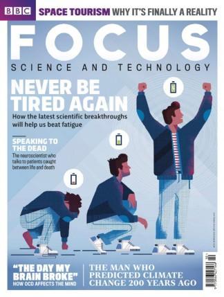 BBC Focus (UK) magazine cover