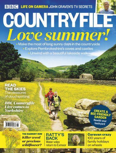 Countryfile (UK) magazine cover