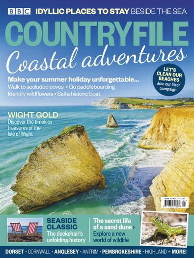 Countryfile (UK) magazine cover