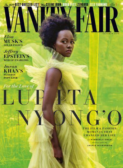 Vanity Fair (UK) magazine cover