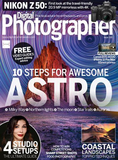 Digital Photographer (UK) magazine cover