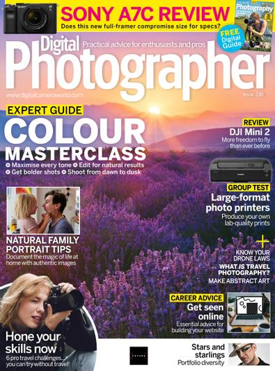 Digital Photographer (UK) magazine cover
