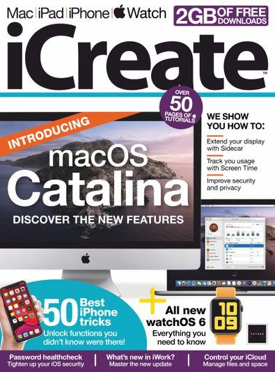 iCreate (UK) magazine subscription