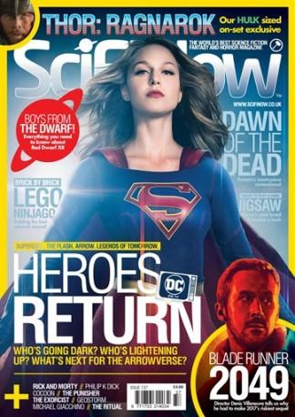 SciFiNow (UK) magazine cover
