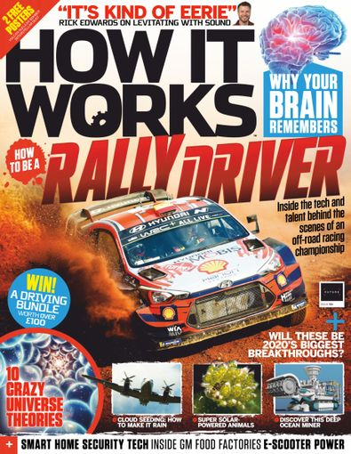 How it Works (UK) magazine cover