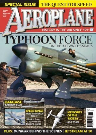 Aeroplane Monthly (UK) magazine cover