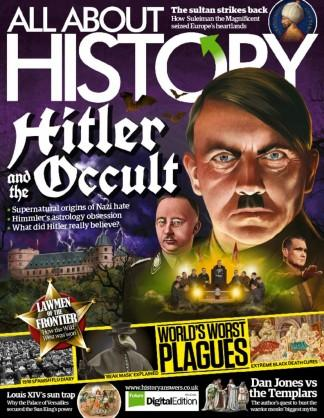 All About History (UK) magazine cover