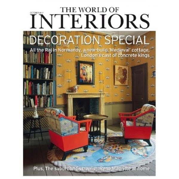 World Of Interiors Magazine World Of Interiors Magazine