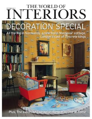Exceptional The World Of Interiors (UK)   12 Month Subscription