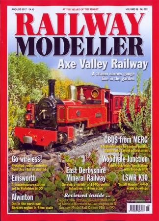 Railway Modeller (UK) magazine cover