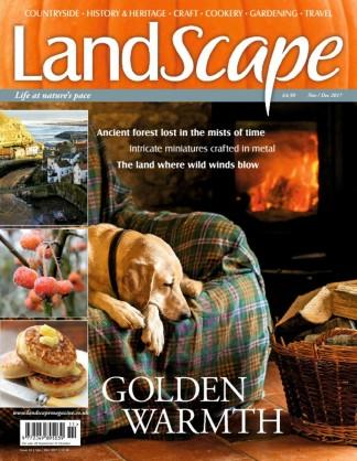 LandScape (UK) magazine cover