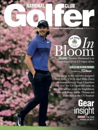 National Club Golfer (UK) magazine cover