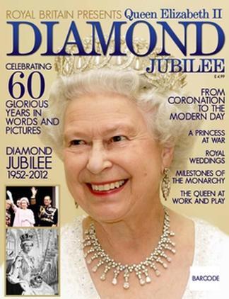 Royal Britain: QE II Diamond Jubilee (UK) magazine cover